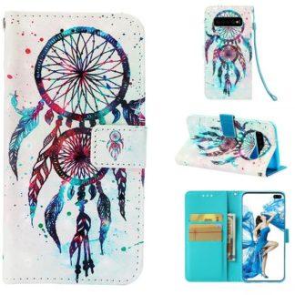 Plånboksfodral Samsung Galaxy S10 Plus – Drömfångare