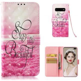 Plånboksfodral Samsung Galaxy S10 Plus – Stay Beautiful
