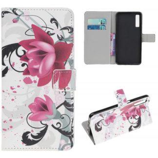 Plånboksfodral Samsung Galaxy A50 - Lotus