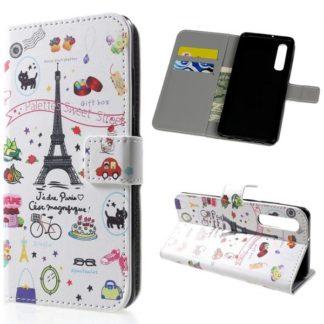 Plånboksfodral Huawei P30 - Paris