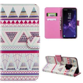 Plånboksfodral Samsung Galaxy S9 - Aztek