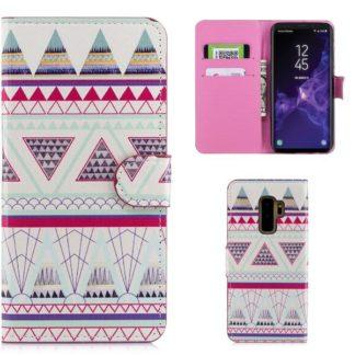 Plånboksfodral Samsung Galaxy S9 Plus - Aztek