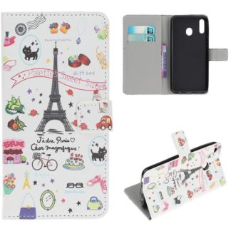Plånboksfodral Samsung Galaxy A40 - Paris