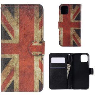 Plånboksfodral Apple iPhone 11 - Flagga UK