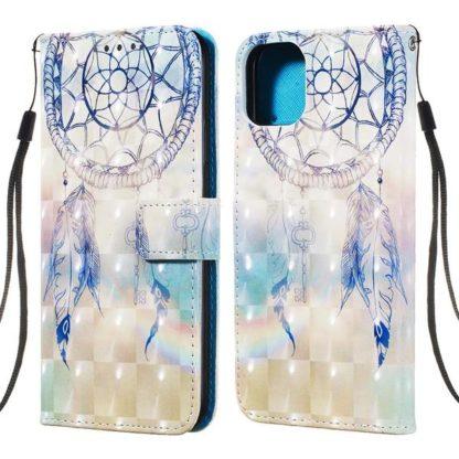 Plånboksfodral Apple iPhone 11 – Drömfångare Himmel