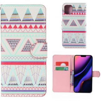 Plånboksfodral Apple iPhone 11 Pro - Aztek