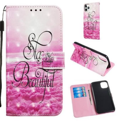 Plånboksfodral Apple iPhone 11 Pro – Stay Beautiful