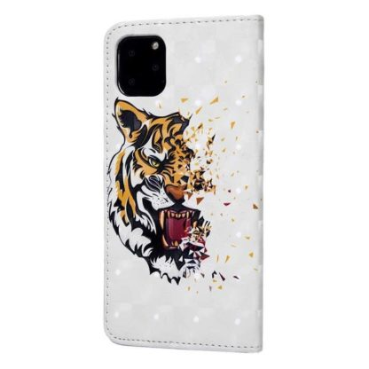 Plånboksfodral Apple iPhone 11 Pro – Tiger