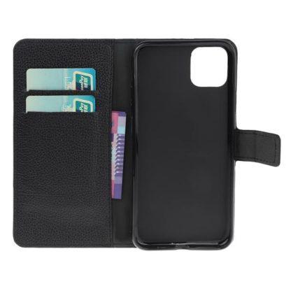 Plånboksfodral Apple iPhone 11 Pro Max - Svart
