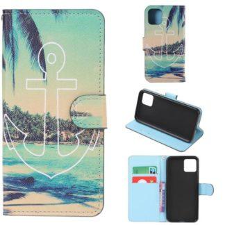 Plånboksfodral Apple iPhone 11 Pro Max - Ankare