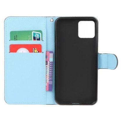 Plånboksfodral Apple iPhone 11 Pro Max - Prickigt med Uggla