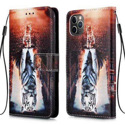 Plånboksfodral Apple iPhone 11 Pro Max – Reflektion