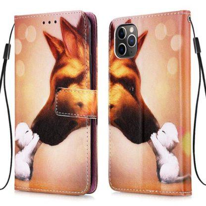 Plånboksfodral Apple iPhone 11 Pro Max – Best Friends