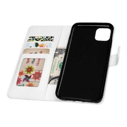 Plånboksfodral Apple iPhone 11 Pro Max – Rosa Träd