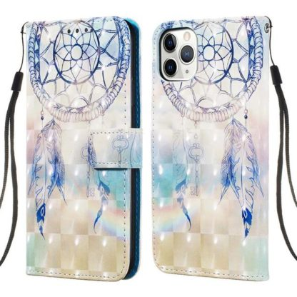 Plånboksfodral Apple iPhone 11 Pro Max - Drömfångare Himmel