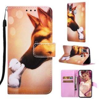 Plånboksfodral Samsung Galaxy A40 – Best Friends