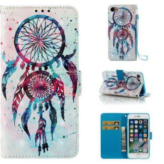 Plånboksfodral Apple iPhone 6 / 6s – Drömfångare