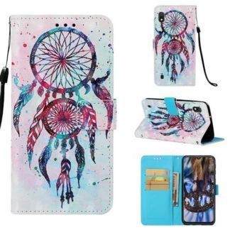 Plånboksfodral Samsung Galaxy A10 – Drömfångare