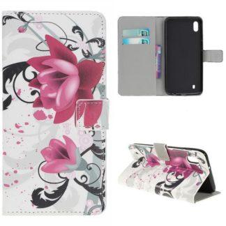 Plånboksfodral Samsung Galaxy A10 - Lotus