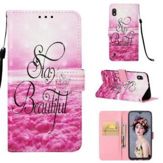 Plånboksfodral Samsung Galaxy A10 – Stay Beautiful