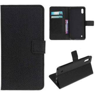 Plånboksfodral Samsung Galaxy A10 - Svart