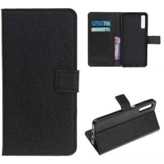 Plånboksfodral Samsung Galaxy A70 - Svart