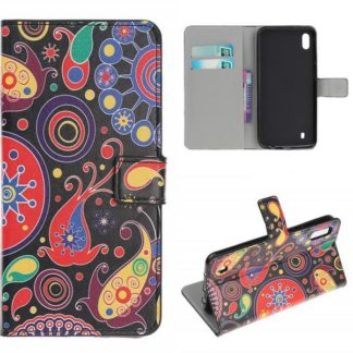 Plånboksfodral Samsung Galaxy A10 - Paisley