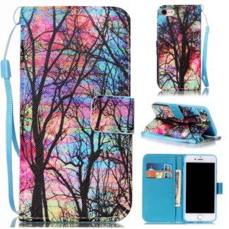 Plånboksfodral iPhone 6 / 6s – Höst