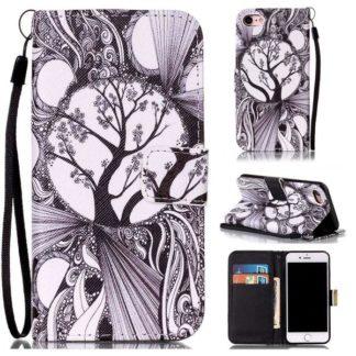 Plånboksfodral iPhone 6 / 6s – Träd