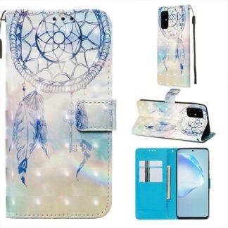 Plånboksfodral Samsung Galaxy S20 Plus - Drömfångare Himmel