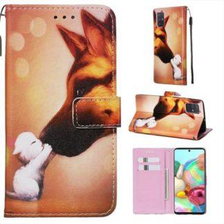 Plånboksfodral Samsung Galaxy A71 – Best Friends