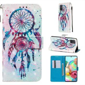 Plånboksfodral Samsung Galaxy A71 – Drömfångare