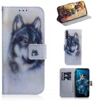 Plånboksfodral Huawei Nova 5T – Varg