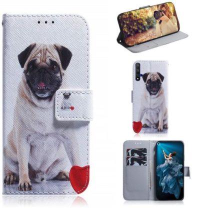 Plånboksfodral Huawei Nova 5T – Mops