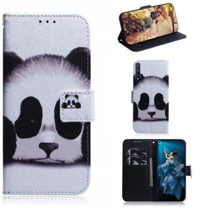 Plånboksfodral Huawei Nova 5T - Panda