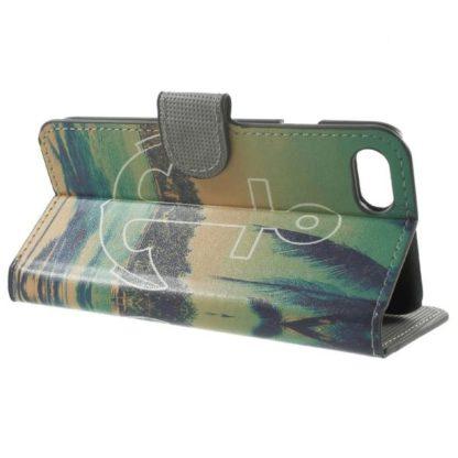 Plånboksfodral iPhone SE (2020) - Ankare