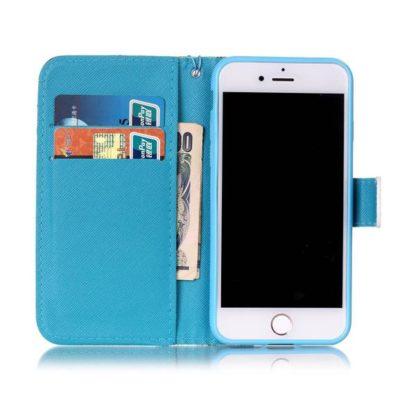 Plånboksfodral iPhone SE (2020) – Uggla