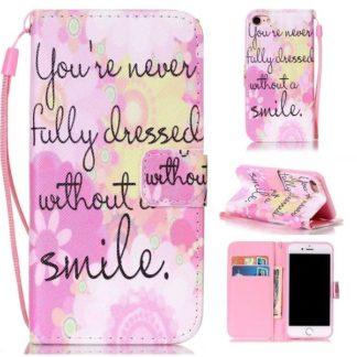 Plånboksfodral iPhone SE (2020) – Never Fully Dressed