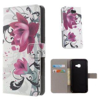 Plånboksfodral Samsung Xcover 4 / 4s – Lotus