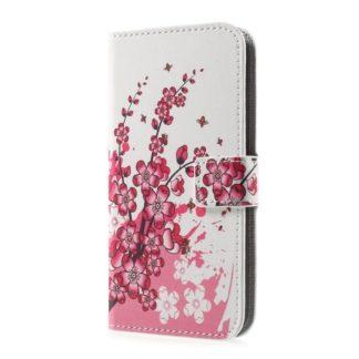 Plånboksfodral Samsung Galaxy S10 - Körsbärsblommor