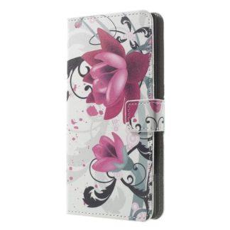Plånboksfodral Samsung Galaxy S10 Plus - Lotus