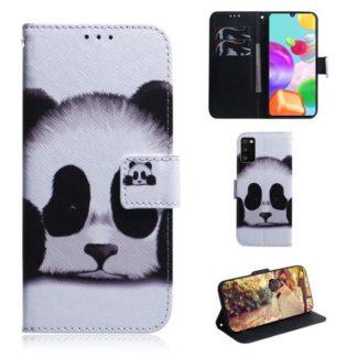 Plånboksfodral Samsung Galaxy A41 - Panda