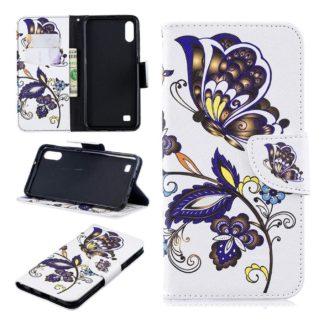 Plånboksfodral Samsung Galaxy A10 – Elegant Fjäril
