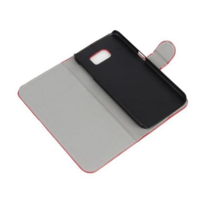 Plånboksfodral Samsung Galaxy S6 - Flagga USA