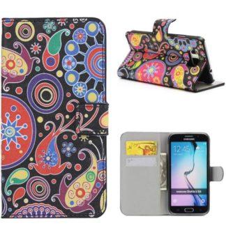 Plånboksfodral Samsung Galaxy S6 - Jellyfish