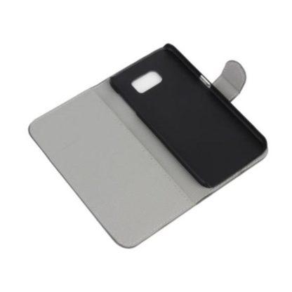 Plånboksfodral Samsung Galaxy S6 Edge - Zebra