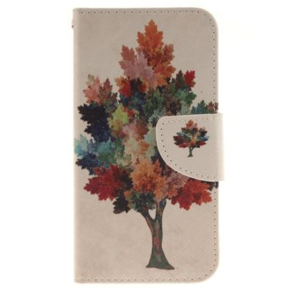 Plånboksfodral Samsung Galaxy S6 – Träd