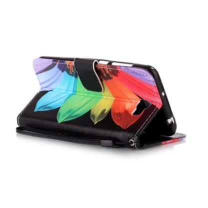 Plånboksfodral Huawei Y6 II Compact - Solros