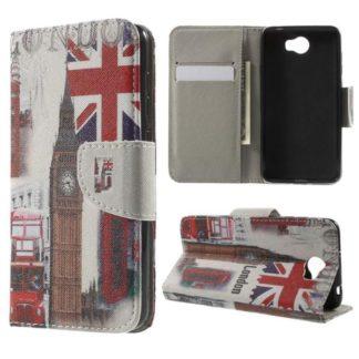 Plånboksfodral Huawei Y6 II Compact - London