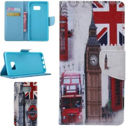 Plånboksfodral Samsung Galaxy S6 Edge – London